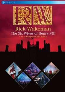 Rick Wakeman: The Six Wives Of Henry VIII: Live At Hampton Court Palace 2009 (EV Classics), DVD