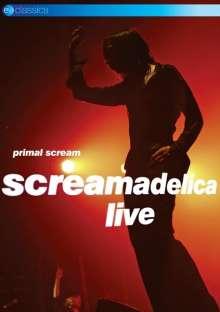 Primal Scream: Screamadelica Live, DVD