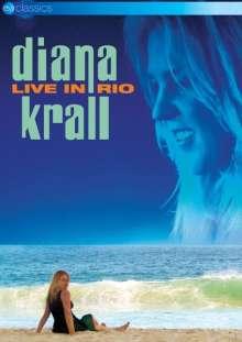 Diana Krall (geb. 1964): Live In Rio (EV Classics), DVD