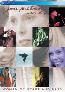 Joni Mitchell: Woman Of Heart And Mind: A Life Story (EV Classics), DVD