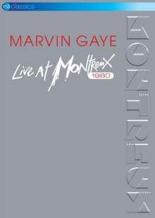 Marvin Gaye: Live At Montreux 1980 (EV Classics), DVD