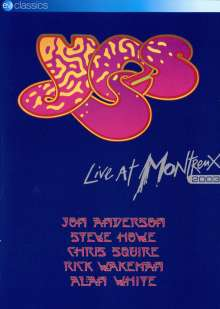 Yes: Live At Montreux 2003 (EV Classics), DVD