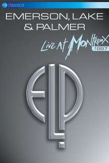 Emerson, Lake & Palmer: Live at Montreux 1997 (EV Classics), DVD