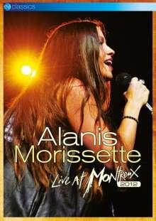 Alanis Morissette: Live At Montreux 2012 (EV Classics), DVD