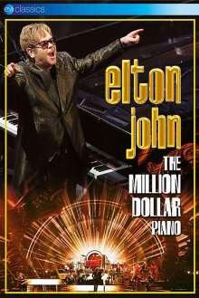 Elton John: The Million Dollar Piano (EV Classics), DVD