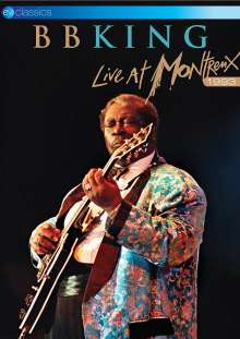 B.B. King: Live At Montreux 1993, DVD