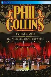 Phil Collins: Going Back: Live At Roseland Ballroom, NYC 2010 (EV Classics), DVD