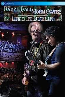 Daryl Hall & John Oates: Live In Dublin 2014 (EV Classics), DVD