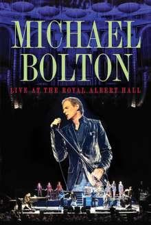 Michael Bolton: Live At The Royal Albert Hall 2009, DVD