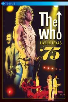 The Who: Live in Texas '75 (EV Classics), DVD