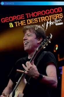 George Thorogood: Live At Montreux 2013 (EV Classics), DVD