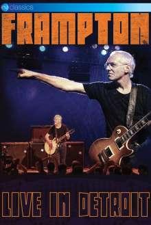 Live in Detroit 1999 (EV Classics), DVD