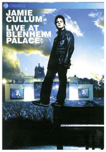 Jamie Cullum (geb. 1979): Live At Blenheim Palace 2004, DVD