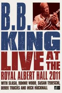 B.B. King: Live At The Royal Albert Hall, DVD