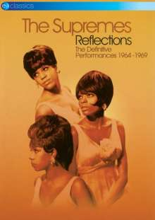 The Supremes: Reflections: The Definitive Performances 1964 - 1969 (EV Classics), DVD