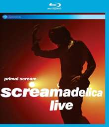 Primal Scream: Screamadelica Live, Blu-ray Disc