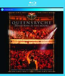 Queensrÿche: Mindcrime At The Moore: Live 2006 (EV Classics), Blu-ray Disc