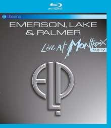 Emerson, Lake & Palmer: Live at Montreux 1997, Blu-ray Disc