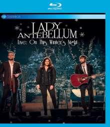 Lady Antebellum: Live: On This Winter's Night (EV Classics), Blu-ray Disc