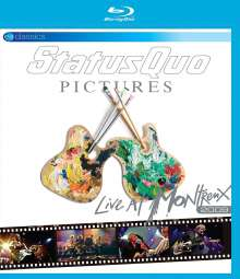 Status Quo: Pictures: Live At Montreux 2009 (EV Classics), Blu-ray Disc