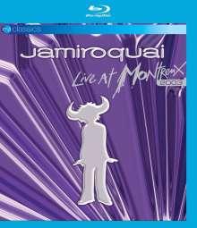 Jamiroquai: Live at Montreux 2003, Blu-ray Disc