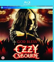 Ozzy Osbourne: God Bless Ozzy Osbourne, Blu-ray Disc