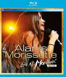 Alanis Morissette: Live At Montreux 2012 (EV Classics), Blu-ray Disc