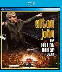Elton John: The Million Dollar Piano (EV Classics), Blu-ray Disc