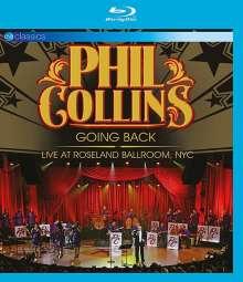 Phil Collins: Going Back: Live At Roseland Ballroom, NYC 2010 (EV Classics), Blu-ray Disc