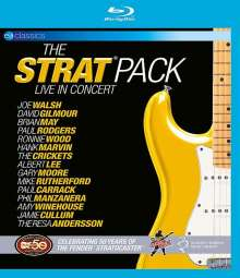 The Strat Pack: Live In Concert (EV Classics), Blu-ray Disc