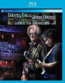 Daryl Hall & John Oates: Live In Dublin 2014 (EV Classics), Blu-ray Disc