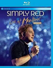 Simply Red: Live At Montreux 2003 / 2010, Blu-ray Disc
