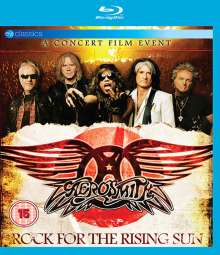 Aerosmith: Rock For The Rising Sun: Live From Japan (EV Classics), Blu-ray Disc