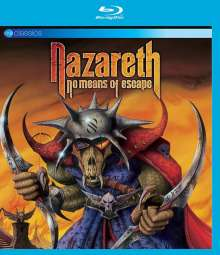 Nazareth: No Means Of Escape (EV Classics), Blu-ray Disc