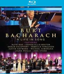 Burt Bacharach: A Life In Song - Live (EV Classics), Blu-ray Disc
