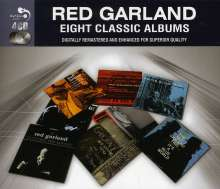 Red Garland (1923-1984): 8 Classic Albums, 4 CDs
