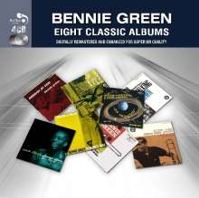 Benny Green (Sax) (1927-1998): Eight Classic Albums, 4 CDs