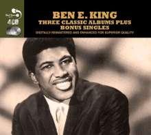 Ben E. King: Three Classic Albums Plus, 4 CDs