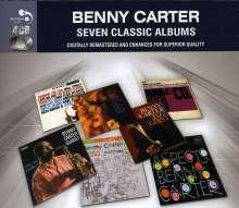 Benny Carter (1907-2003): Seven Classic Albums, 4 CDs