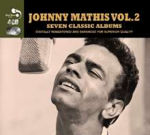 Johnny Mathis: Seven Classic Albums Vol.2, 4 CDs