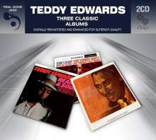 Teddy Edwards (1924-2003): Three Classic Albums, 2 CDs