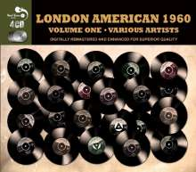 London American 1960 - Volume One, 4 CDs