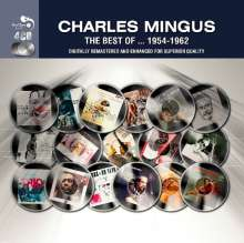 Charles Mingus (1922-1979): The Best Of: 1954 - 1962, 4 CDs