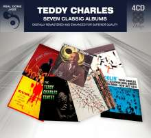 Teddy Charles (1928-2012): 7 Classic Albums, 4 CDs