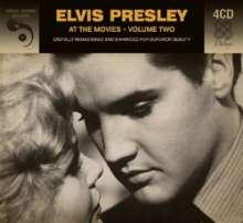 Elvis Presley (1935-1977): Filmmusik: At The Movies Volume Two, 4 CDs