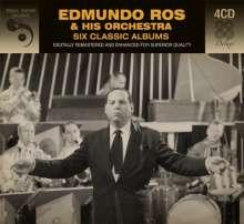 Edmundo Ros: Six Classic Albums, 4 CDs