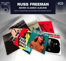 Russ Freeman (1926-2002): Seven Classic Albums, 4 CDs