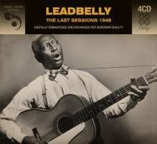 Leadbelly (Huddy Ledbetter): The Last Session 1948, 4 CDs