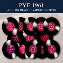 Pye 1961, 4 CDs