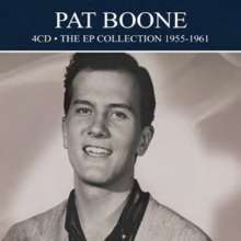 Pat Boone: EP Collection 1955 - 1961, 4 CDs